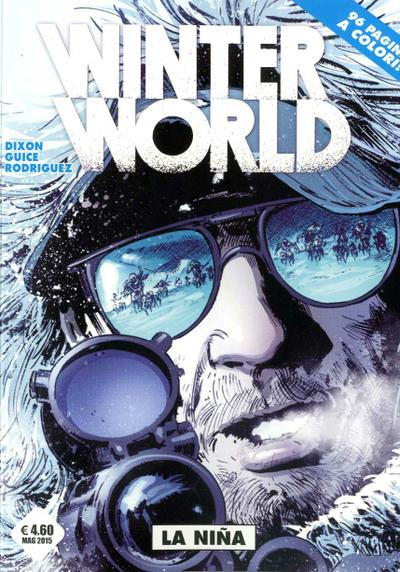 Cover image of Winterworld #1 - La Niña, color