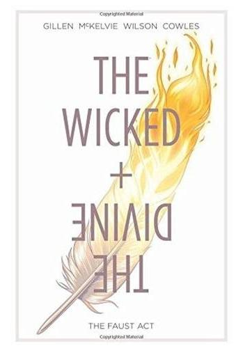 Cover image of The Wicked + the Divine vol.1, color