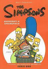 Cover image of The Simpsons - Benvenuti a Springfield, color