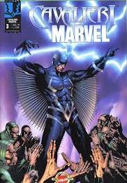 Cover image of Cavalieri Marvel # 3, color