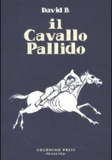 Cover image of Il Cavallo Pallido, black&white