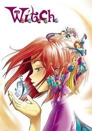 Cover image of W.I.T.C.H. #13, color