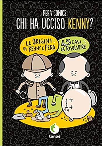 Cover image of Chi ha ucciso Kenny?, black&white