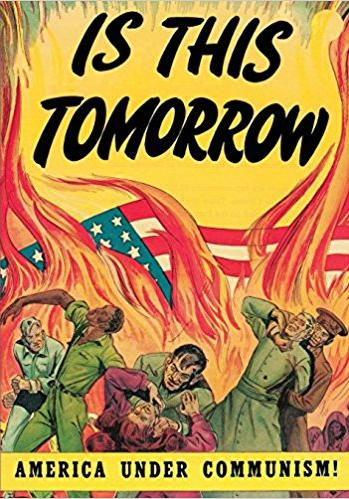 Cover image of Is this tomorrow - America under communis!, color