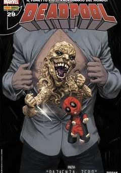 Cover image of Deadpool #29 (ITA), color