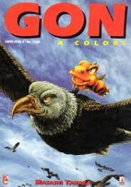 Cover image of Gon, color