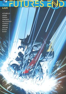 Cover image of Futures end - Volume 7 [ITA], color