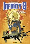 Cover image of Infinity 8 Vol.2 - Ritorno al Fuhrer, color