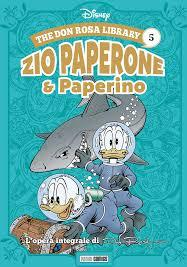 Cover image of The Don Rosa Library #5, color