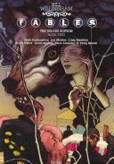 Cover image of Fables deluxe 2, color