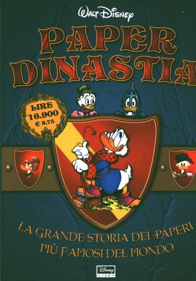 Cover image of Paper Dinastia, color