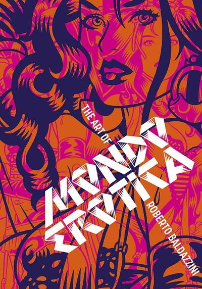 Cover image of Mondo Erotica, color