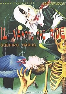 Cover image of Il vampiro che ride #1 (2000), black&white