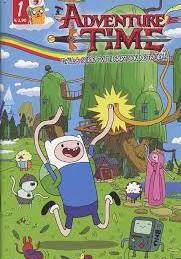 Cover image of Adventure Time #1 (ITA), color