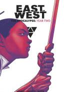Cover image of East of West: the Apocalypse Year Two, color