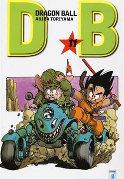 Cover image of Dragon Ball. Evergreen edition: 11, black&white