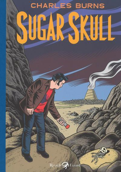 Cover image of Sugar Skull, color