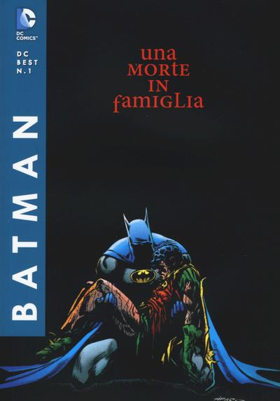 Cover image of Batman: una morte in famiglia (DC Best), color