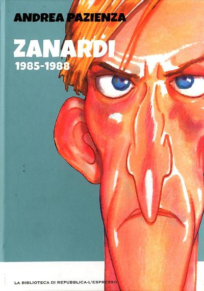 Cover image of Zanardi (1985-1988), color