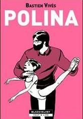 Cover image of Polina (ITA), black&white