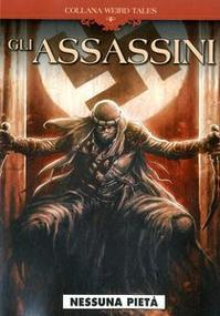 Cover image of Gli assassini, black&white