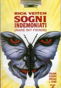 Cover image of Sogni indemoniati, black&white