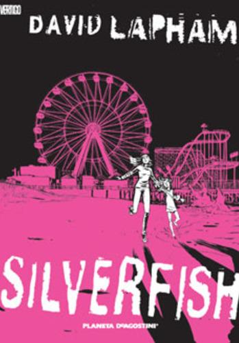 Cover image of Silverfish (ITA), black&white
