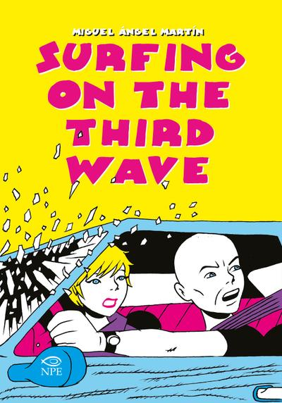 Cover image of Surfing on the third wave, color