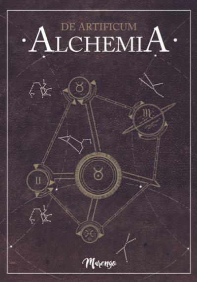 Cover image of De artificum alchemia, other
