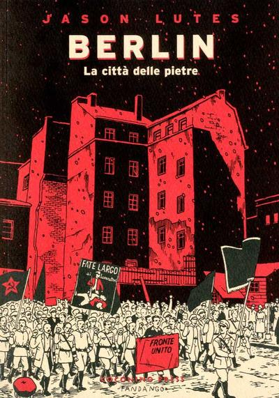 Cover image of Berlin #1 (ITA), black&white
