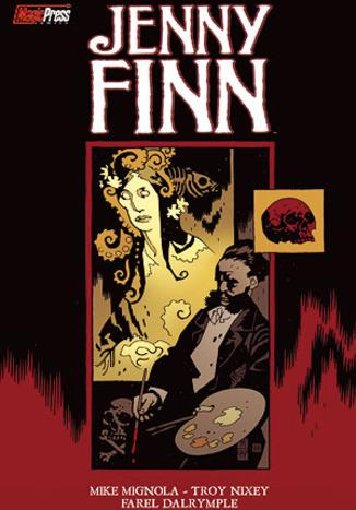 Cover image of Jenny Finn (ITA), black&white