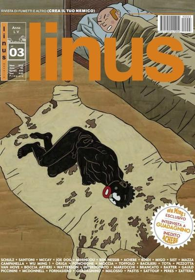 Cover image of Linus #646, color