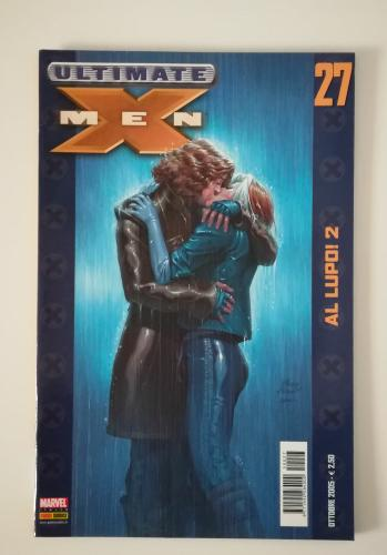 Cover image of Ultimate X-Men 27 – ottobre 2005, color