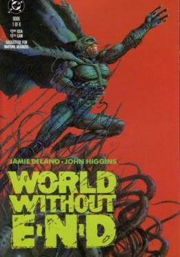 Cover image of World Without End, numero 1, color