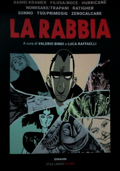 Cover image of La Rabbia, other