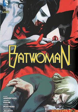 Cover image of Batwoman #10 (ITA), color