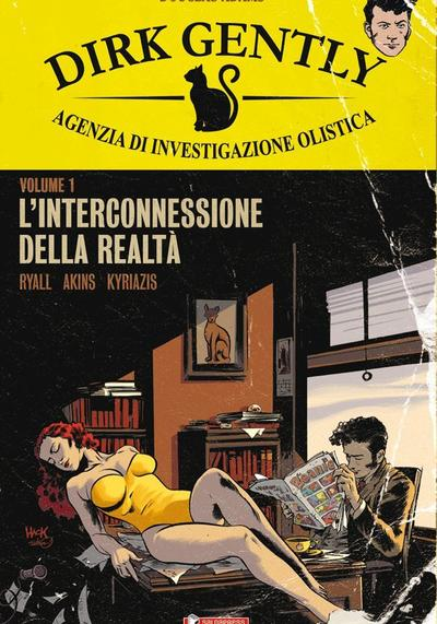 Cover image of Dirk Gently agenzia di investigazione olistica #1, color