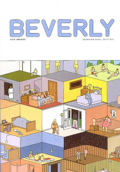 Cover image of Beverly (ITA), color