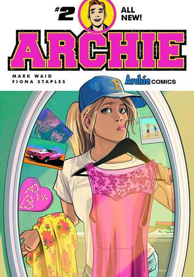 Cover image of Archie #2, color