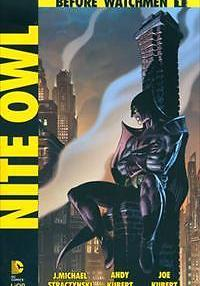 Cover image of Before Watchmen: Nite Owl n. 1  ( RW Lion Edizioni 2012), color