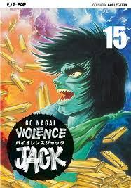 Cover image of Violence Jack #15 (ITA), color