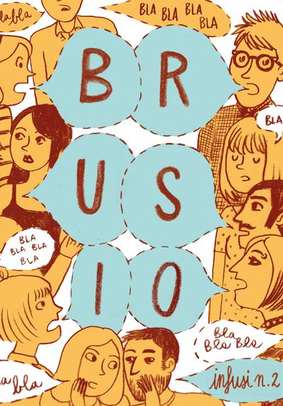 Cover image of BRUSIO, color