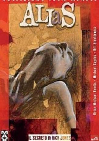 Cover image of Alias (ITA), color
