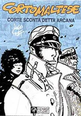 Cover image of Corto Maltese - Corte sconta detta arcana, color