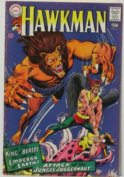 Cover image of Attack Of The Jungle Juggernaut, color