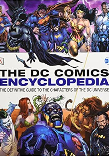 Cover image of DC Comics Encyclopedia Updated Edition, color