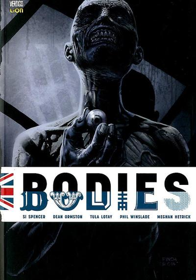Cover image of Bodies (ITA), color