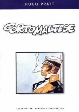 Cover image of I Classici del Fumetto di Repubblica #1 - Corto Maltese, color