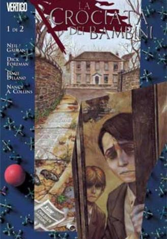 Cover image of La Crociata dei Bambini vol. 1, color