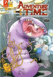 Cover image of Adventure Time #7 (ITA), color